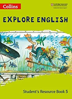 Explore English Student's Resource Book: Stage 5