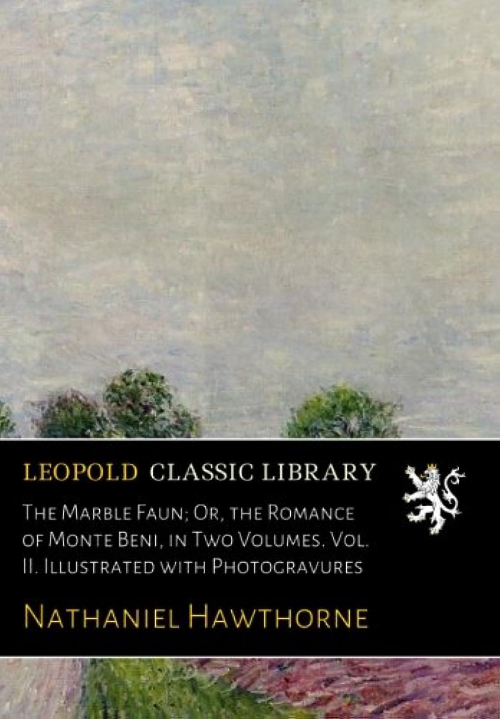 寝室回転クレーンThe Marble Faun; Or, the Romance of Monte Beni, in Two Volumes. Vol. II. Illustrated with Photogravures