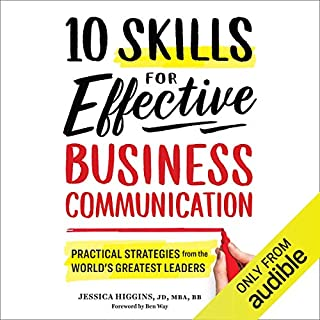 10 Skills for Effective Business Communication cover art