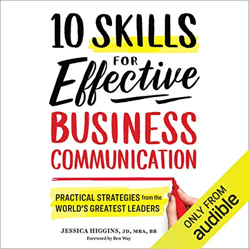 10 Skills for Effective Business Communication  By  cover art