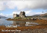 Schottland - Das Land mit rauem Charme (Wandkalender 2022 DIN A3 quer): Tier- und Landschaftsfotos aus Schottland (Monatskalender, 14 Seiten )