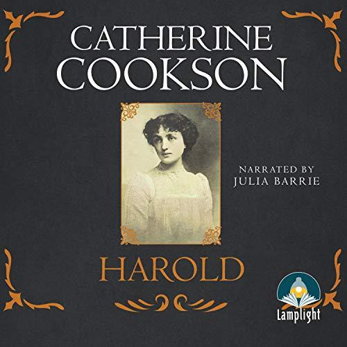 Harold audiobook cover art
