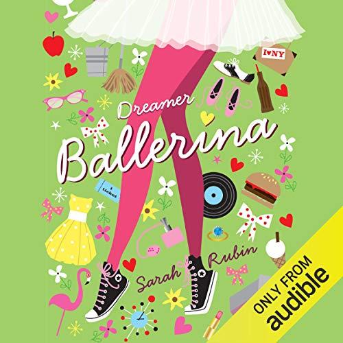 Dreamer Ballerina audiobook cover art
