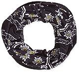 HAD Head Accessoires Original Funktionstuch, Edelweiss Black - Fleece: Black, one size