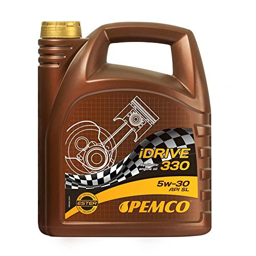 Aceite de Motor para automóvil Pemco iDRIVE 330 5 litros