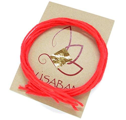 Busaban Buddha Power bracelet Love Luck Red String Holy Thread Buddhist Monk Talisman Evil Protection