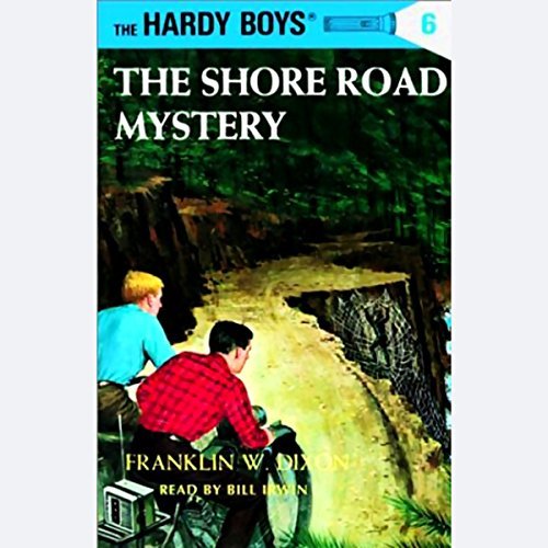 The Shore Road Mystery audiobook cover art