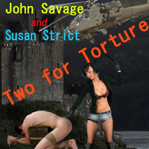 Two for Torture audiobook cover art