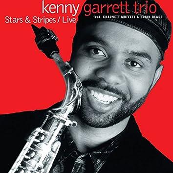 Stars & Stripes (feat. Charnett Moffett, Brian Blade) [Live]