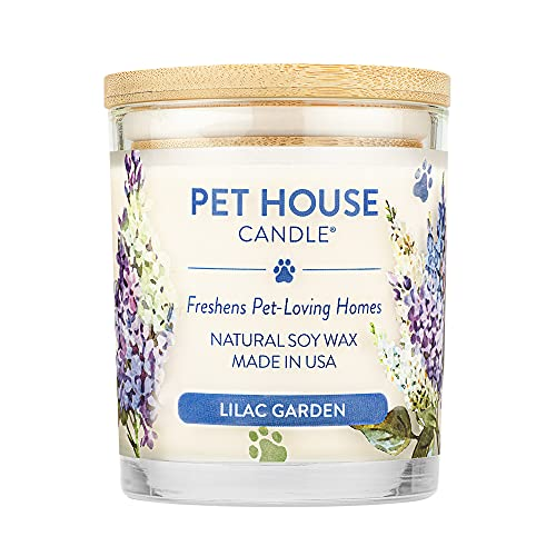 One Fur All 100% Natural Soy Wax Candle, 20 Fragrances - Pet...
