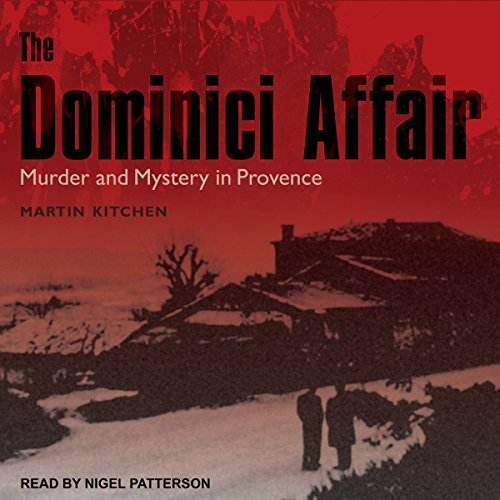 The Dominici Affair audiobook cover art