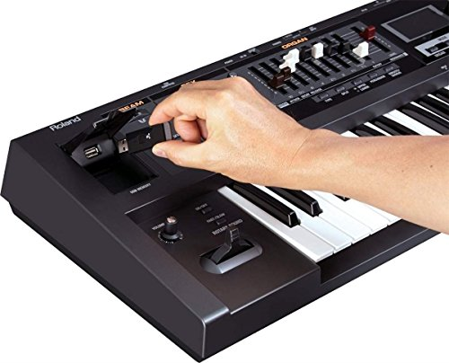 Roland VR-09 61 Key Combo Organ Stage Synth Keyboard