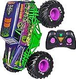 Monster Jam 6060367 MJC RDC GML, Offizielle Grave Digger Freestyle Force, Ferngesteuertes Auto, Monstertruck-Spielzeug fr Jungen, Kinder und Erwachsene, Mastab 1:15