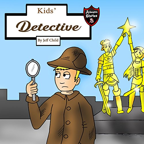Kids' Detective: A Story about a Magical Pearl audiobook cover art