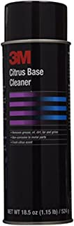3M CITRUS BASE IND. CLEANER Can Size 24 Fluid Ounce (US) Net Weight 18.5 Ounce