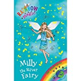 The Rainbow Magic Fairies (Original) Complete Set 1-7: Ruby the Red Fairy, Amber the Orange Fairy, Saffron the Yellow Fairy, Fern the Green Fairy, Sky the Blue Fairy, Inky the Indigo Fairy, & Heather