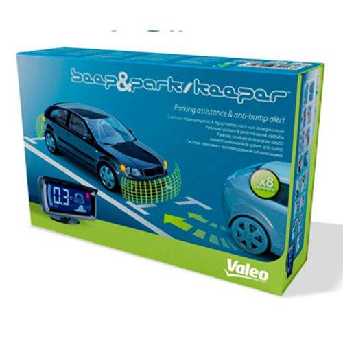Valeo 632023 Erweiterungssatz Einparkhilfe, Vorfahrwarnung