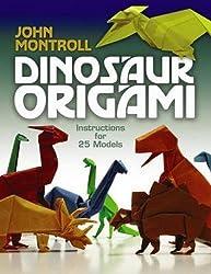 2. Dinosaur Origami (Dover Origami Papercraft)