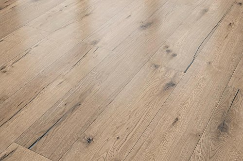 MUSTER NEO 2.0 Designboden Landhausdiele Refined Oak PVC-frei 4,5 mm