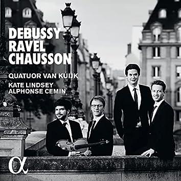 Debussy, Ravel & Chausson