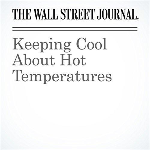Keeping Cool About Hot Temperatures copertina