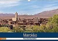 Marokko Traumlandschaften (Wandkalender 2022 DIN A3 quer): Stadt-, Meer-, Berg-, Berberdoerfer-Ansichten, abseits der ueblichen Touristen-Fotomotive (Monatskalender, 14 Seiten )