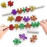 Spelly Straws Interactive Straw, 12.5 x 2.7 x 18.5 cm, Multi-Colour
