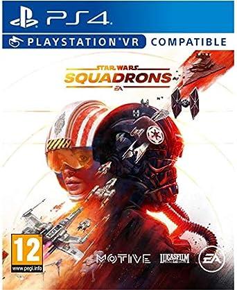 STAR WARS: Squadrons, PlayStation 4 , PlayStation VR Compatible