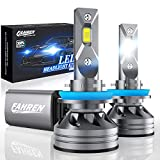 Best Hid Headlights - Fahren H11/H9/H8 LED Headlight Bulbs, 60W 10000 Lumens Review