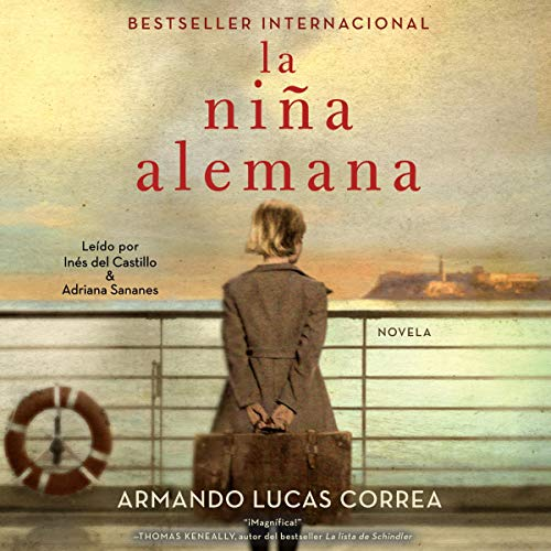 Couverture de La niña alemana [The German Girl]