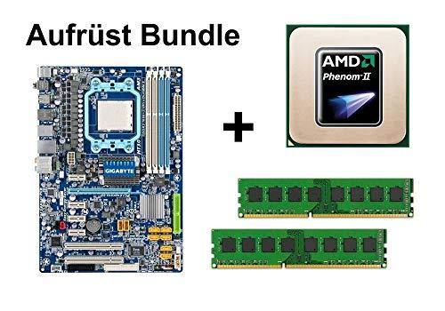 Aufrüst Bundle - Gigabyte MA770T-UD3P + Phenom II X4 840 + 8GB RAM #69041