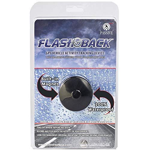 Land Air Sea Flashback GPS Logger