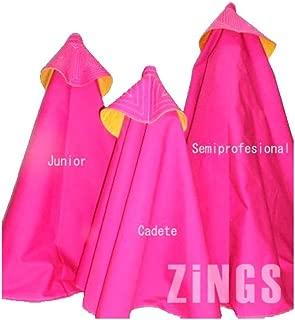 ZiNGS Llaveros taurinos de capote con bordado de toreros