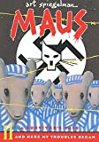 Maus II: A Survivor's Tale: And Here My Troubles Began: 002 (Pantheon Graphic Library)