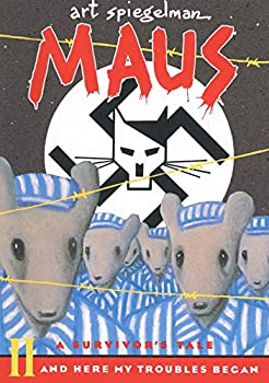Paperback Maus II: a Survivor's Tale Vol. II : And Here My Troubles Began Book