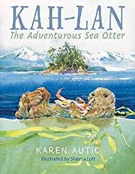 Kah-Lan the Adventurous Sea Otter