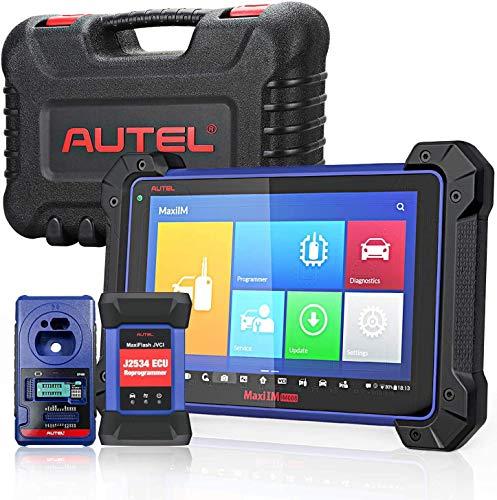 Autel MaxiIM IM608 Tablet Profesional Programador de Llaves IMMO XP400 y Codificar de ECU MaxiFlash J2534 Multimarca 23 Sistemas 1 Año Actualización Incluido [ Nuevo 2020 ]