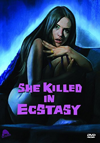 She Killed in Ecstasy [DVD] [Reino Unido]