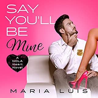 Say You'll Be Mine                   Auteur(s):                                                                                                                                 Maria Luis                               Narrateur(s):                                                                                                                                 Jae Delane                      Durée: 10 h et 59 min     Pas de évaluations     Au global 0,0