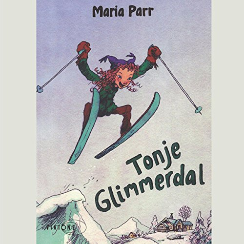 Tonje Glimmerdal audiobook cover art