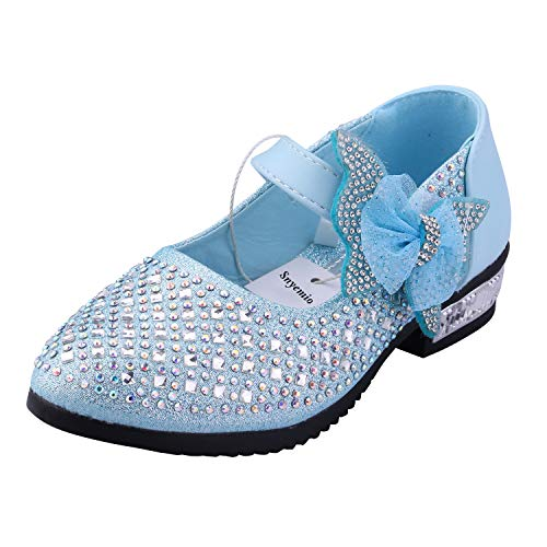 Snyemio Chaussures Princesse Fille Mary Jane Ballerine...