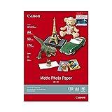 MP-101 A4 Matte Photo Paper (50 Sheets) [Canon]