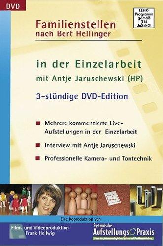 Familienstellen in der Einzelarbeit [2 DVDs]