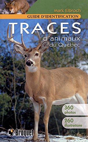 Traces d'animaux du Québec