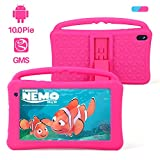 Tablet per Bambini with WiFi Schermo IPS 7 Pollici Quad-Core Android 10.0 2 GB RAM 32 GB ROM Google Play...