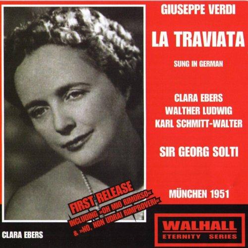 Giuseppe Verdi : La Traviata (München 1951)
