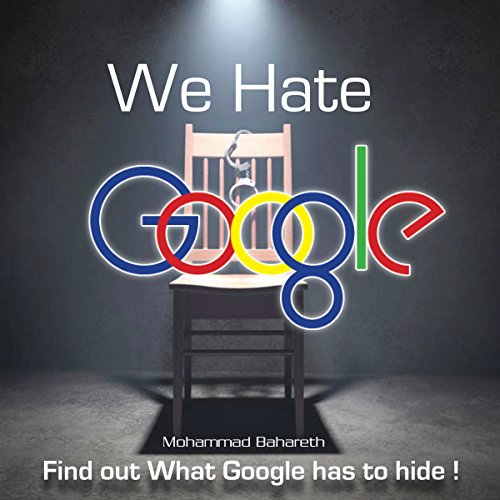 We Hate Google  By  cover art