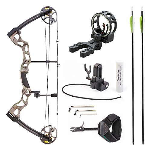 Leader Accessories Compound Hunting Bow 50-70lbs