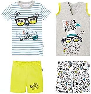 419326eb10e58 Petit Béguin - Lot de 2 pyjamas garçon Relax Max - Taille - 10 ans
