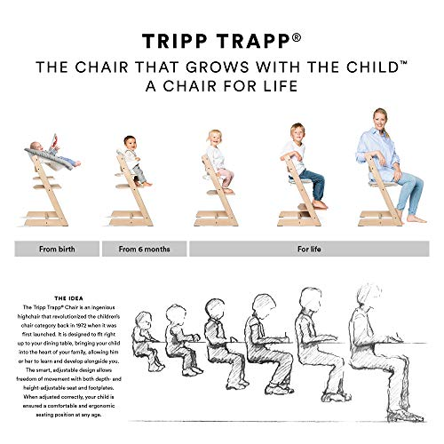 Stokke Tripp Trapp Kinder Hochstuhl - 3